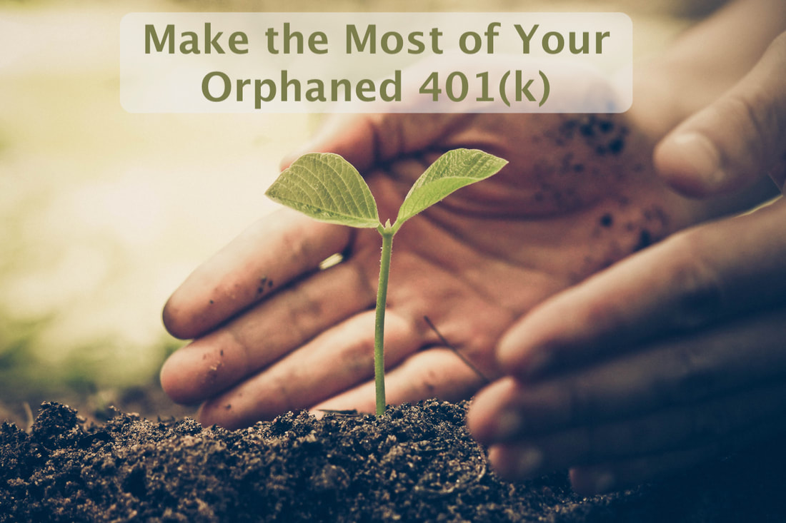 Make the most of your orphaned 401(k)s